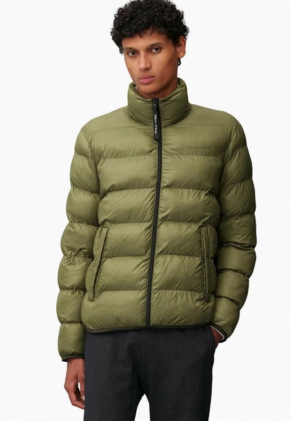 мужская куртка marc o'polo, хаки