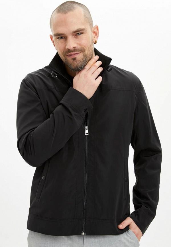мужская куртка defacto, черная