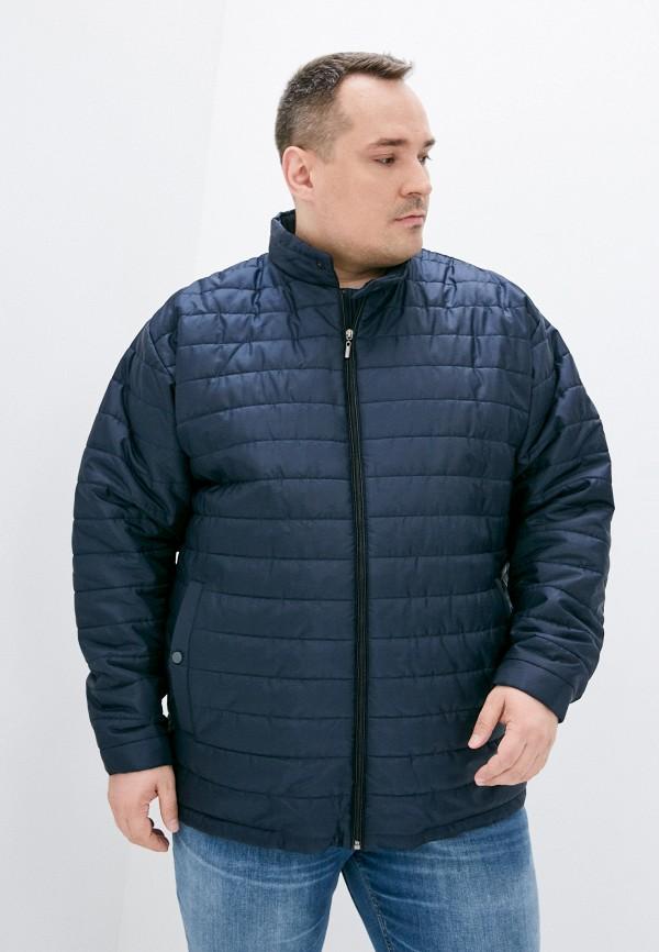 мужская утепленные куртка armaron, синяя