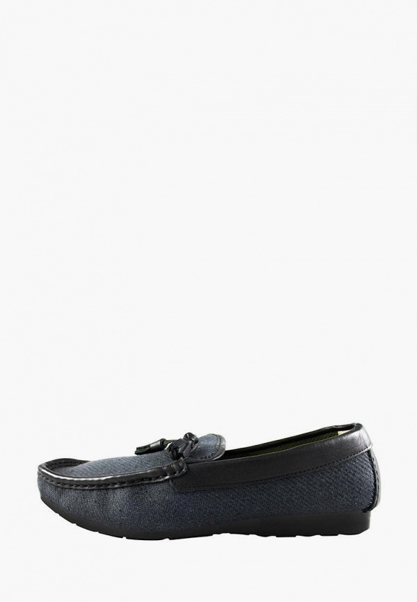 мужские мокасины canape scarpe, серые