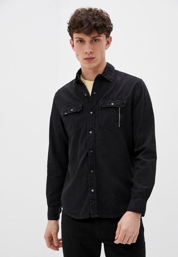 Рубашка джинсовая Mavi