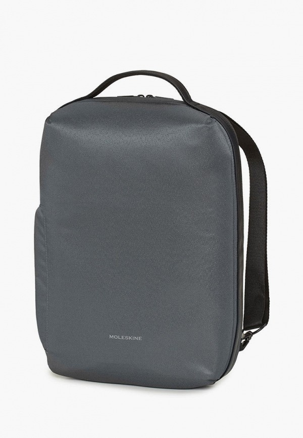 мужской рюкзак moleskine, серый