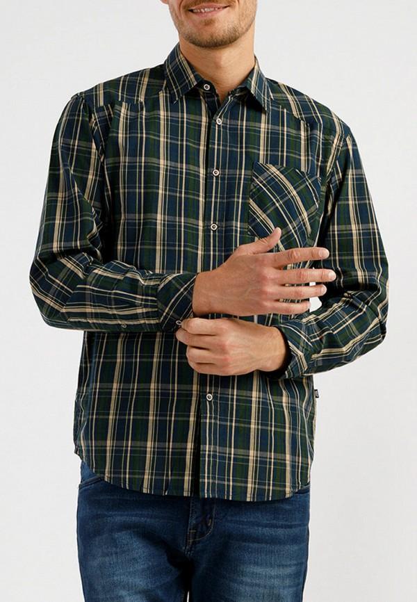 мужская рубашка finn flare, разноцветная