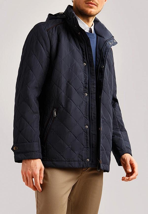 мужская куртка finn flare, синяя