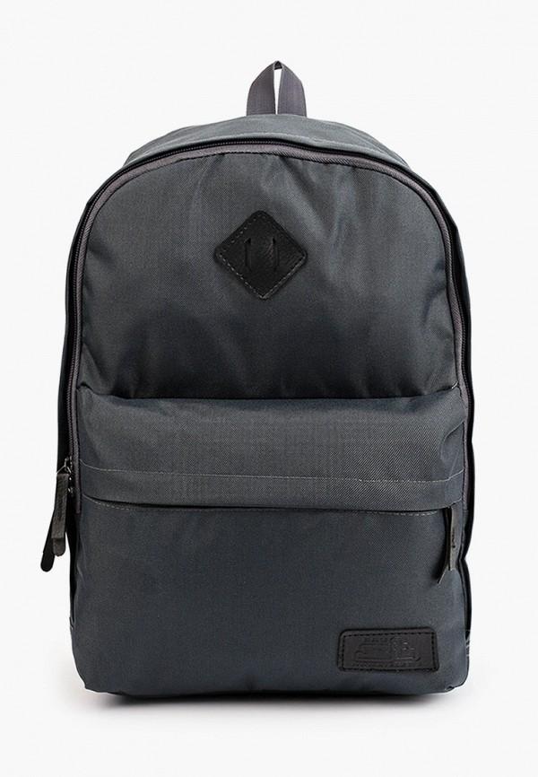 мужской рюкзак stelz, серый