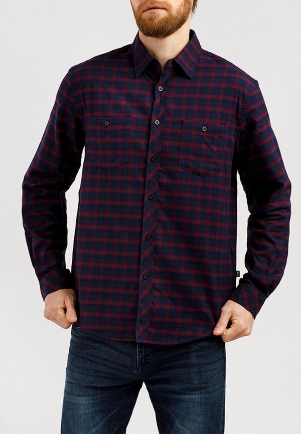 мужская рубашка finn flare, синяя