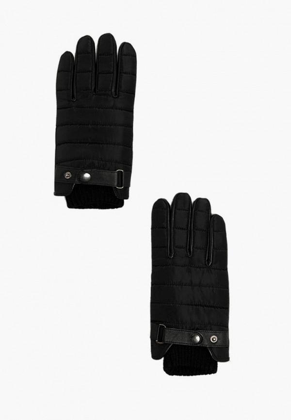 мужские перчатки finn flare, черные