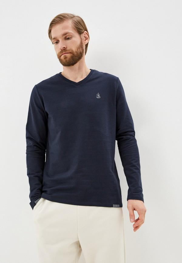 мужской лонгслив velikoross, синий