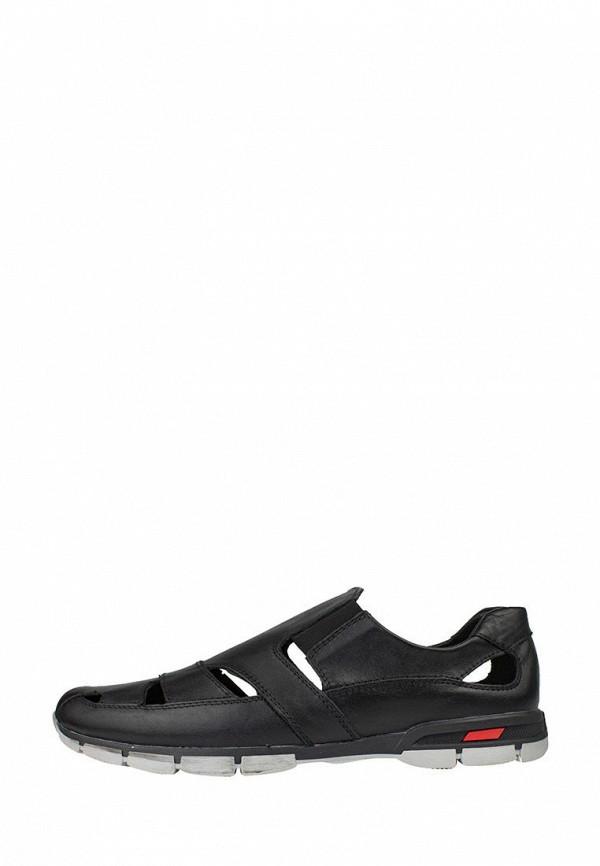 мужские сандалии libero, черные