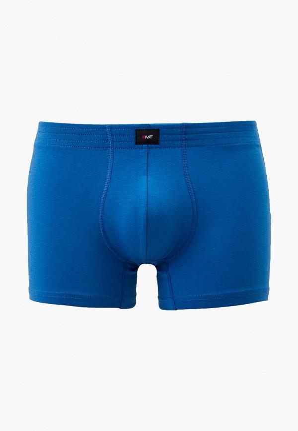 мужские трусы-боксеры mark formelle, синие