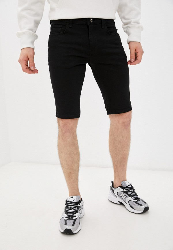 Шорты джинсовые DeFacto черного цвета