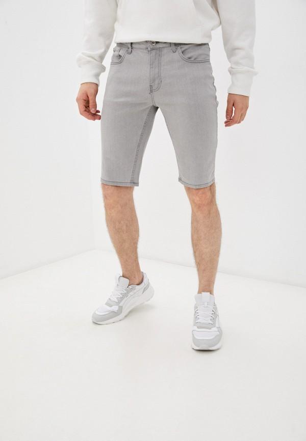 Шорты джинсовые DeFacto серого цвета