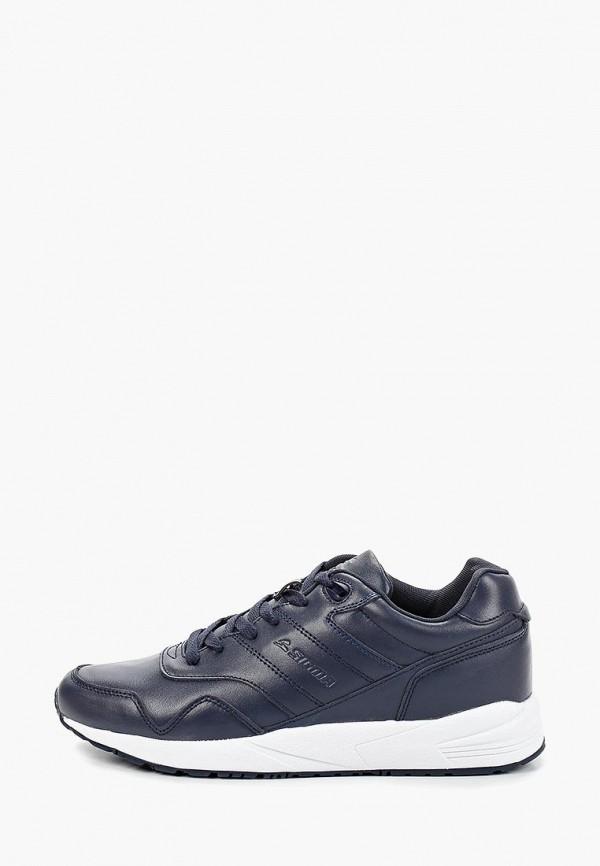 мужские кроссовки sigma, синие