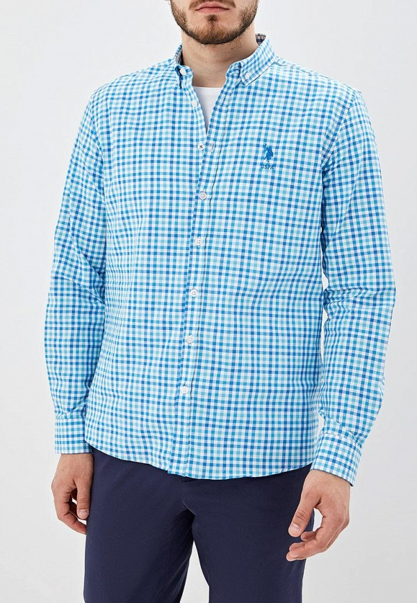 Рубашка U.S. Polo Assn. U.S. Polo Assn. MP002XM20LLY