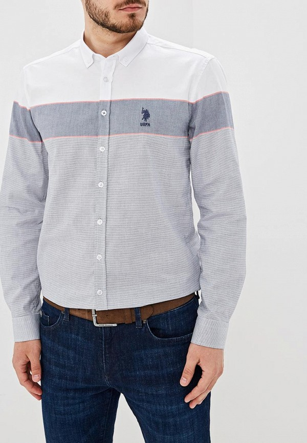 Рубашка U.S. Polo Assn. U.S. Polo Assn. MP002XM20LM0 набор для спальни u s polo assn