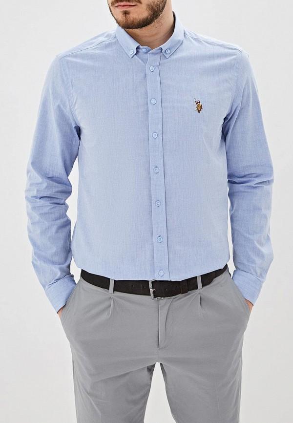 Рубашка U.S. Polo Assn. U.S. Polo Assn. MP002XM20LM1 цена