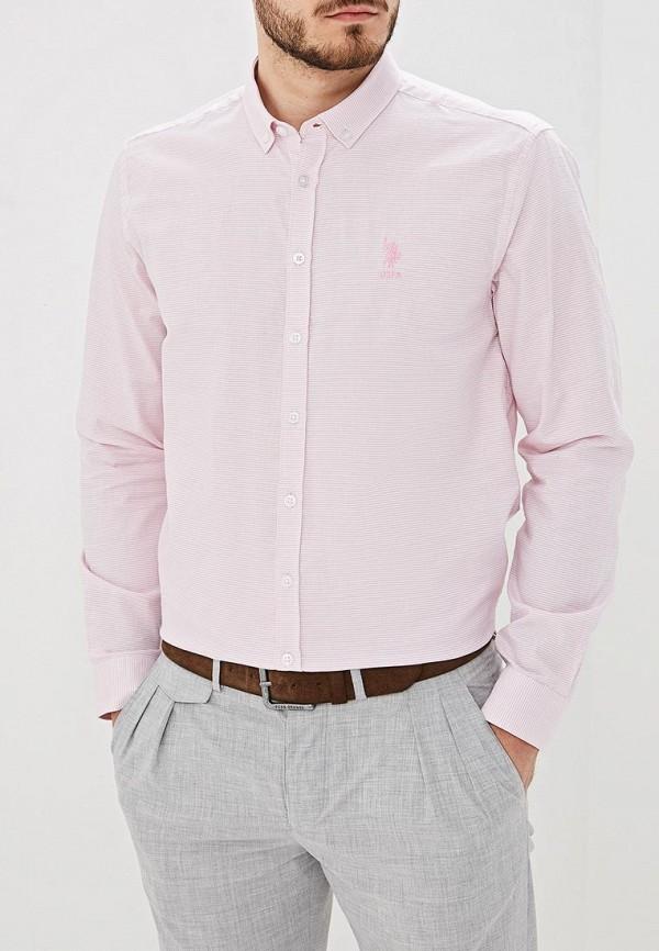 Рубашка U.S. Polo Assn. U.S. Polo Assn. MP002XM20LM2 цена