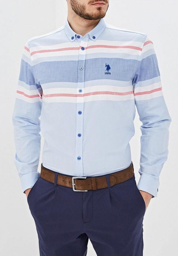 Рубашка U.S. Polo Assn. U.S. Polo Assn. MP002XM20LM4 цены онлайн