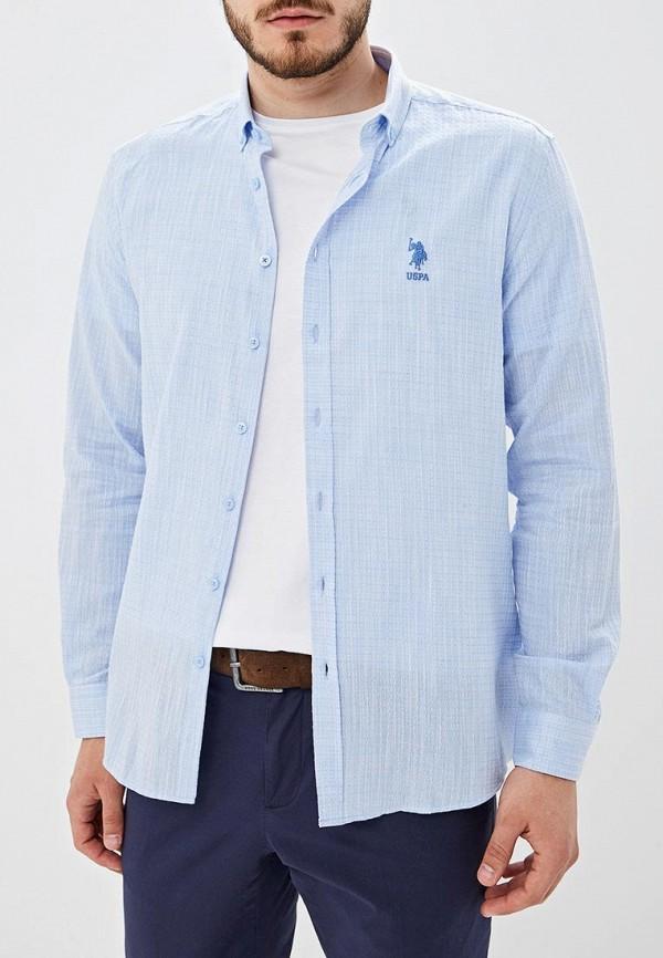Рубашка U.S. Polo Assn. U.S. Polo Assn. MP002XM20LM9