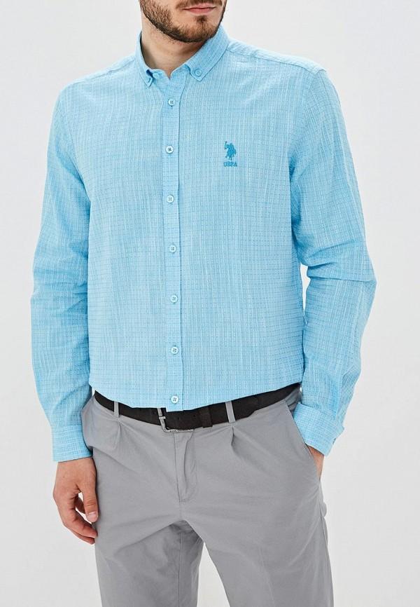 лучшая цена Рубашка U.S. Polo Assn. U.S. Polo Assn. MP002XM20LMA