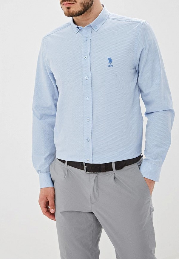 цена Рубашка U.S. Polo Assn. U.S. Polo Assn. MP002XM20LMD онлайн в 2017 году