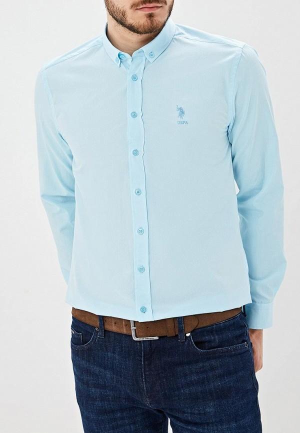Рубашка U.S. Polo Assn. U.S. Polo Assn. MP002XM20LMF цена