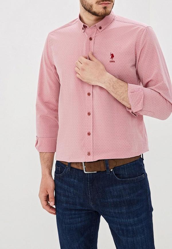 Рубашка U.S. Polo Assn. U.S. Polo Assn. MP002XM20LMG цена