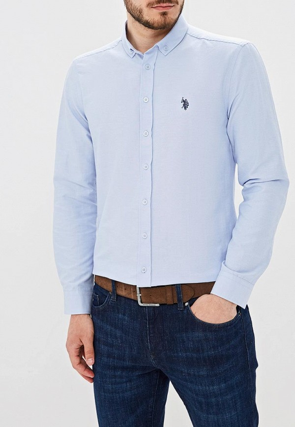 Рубашка U.S. Polo Assn. U.S. Polo Assn. MP002XM20LML цена