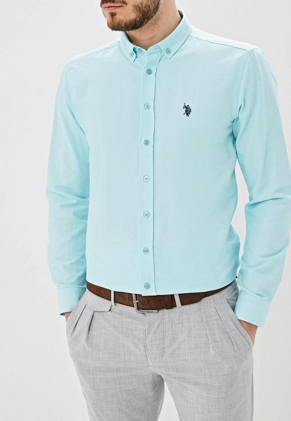 лучшая цена Рубашка U.S. Polo Assn. U.S. Polo Assn. MP002XM20LMM