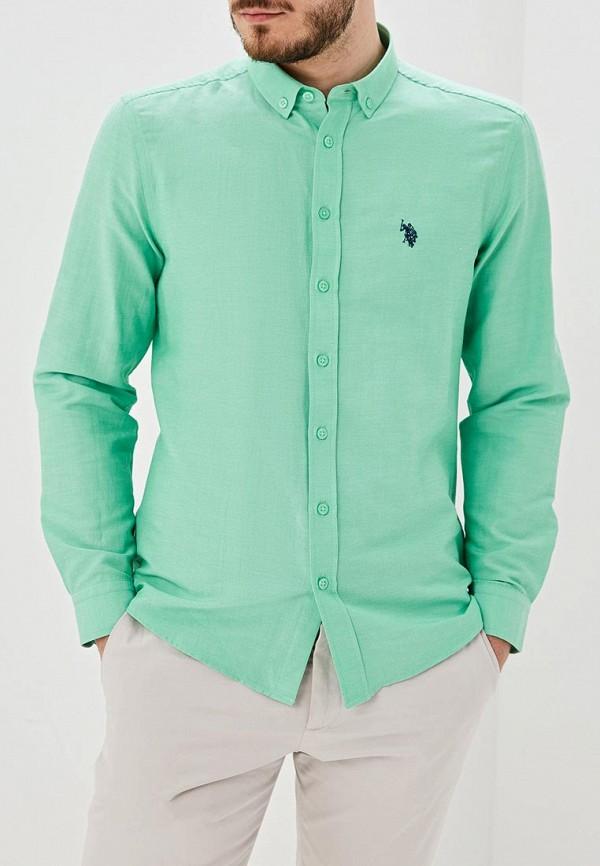 Рубашка U.S. Polo Assn. U.S. Polo Assn. MP002XM20LMO
