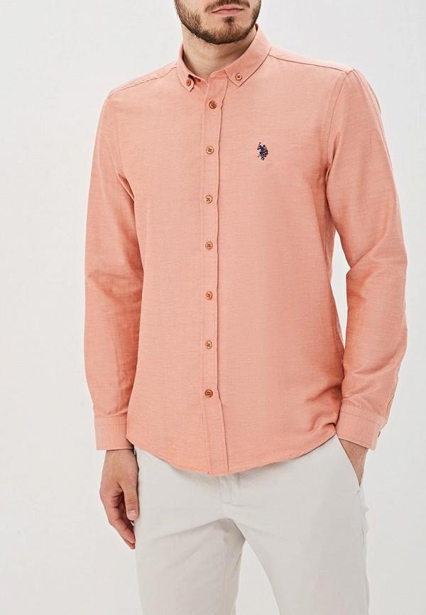 Рубашка U.S. Polo Assn. U.S. Polo Assn. MP002XM20LMQ цены онлайн
