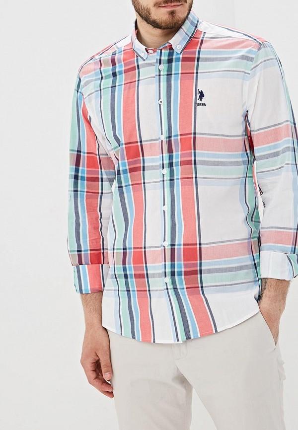 Рубашка U.S. Polo Assn. U.S. Polo Assn. MP002XM20LMX цена