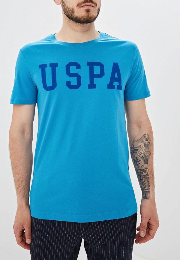 Футболка U.S. Polo Assn. U.S. Polo Assn. MP002XM20LN6 цена