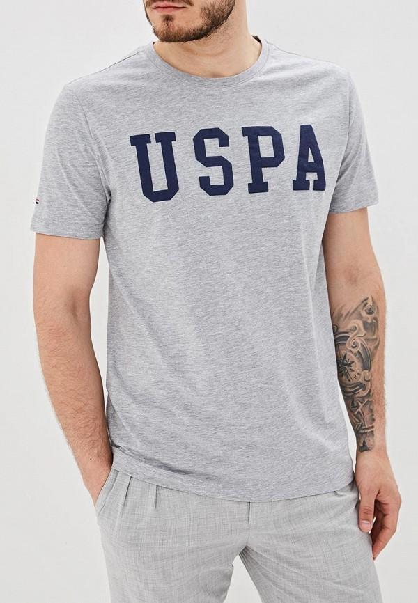 Футболка U.S. Polo Assn. U.S. Polo Assn. MP002XM20LNA цена