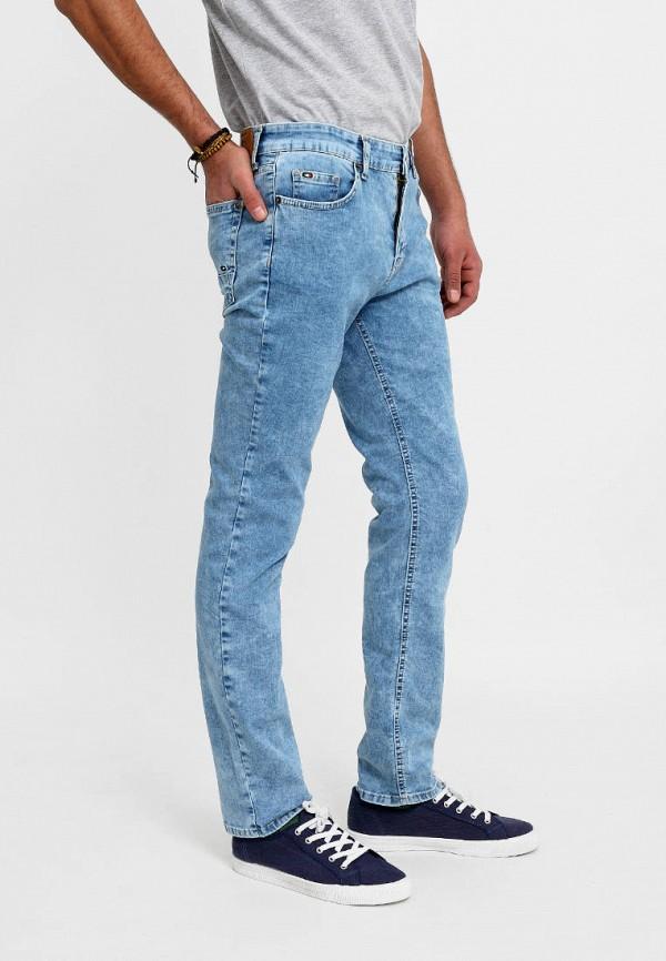 мужские зауженные джинсы f5, голубые