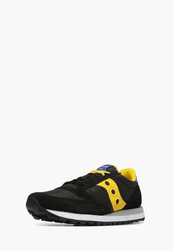 мужские кроссовки saucony, черные