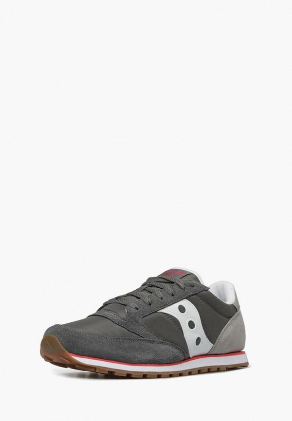 мужские кроссовки saucony, серые