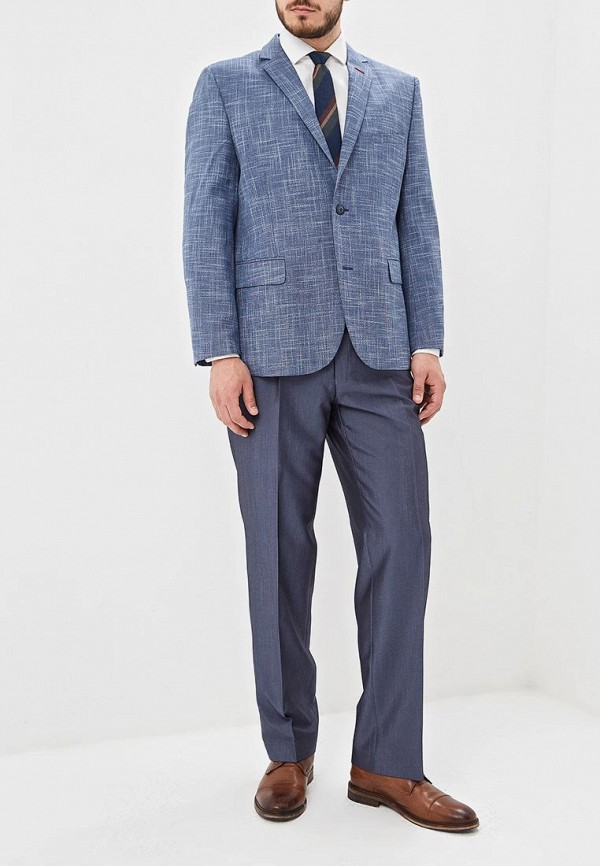 Пиджак Mishelin цвет синий  Фото 2