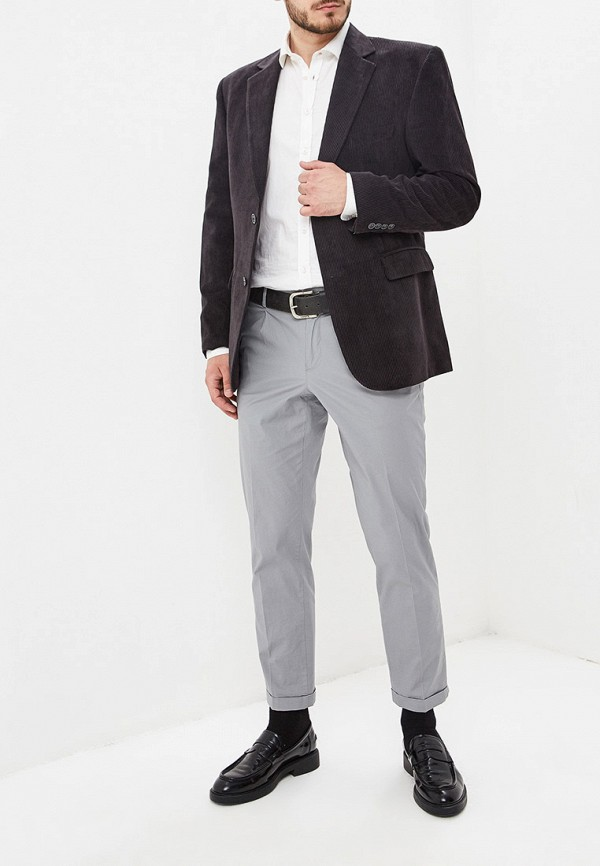 Пиджак Mishelin цвет черный  Фото 2