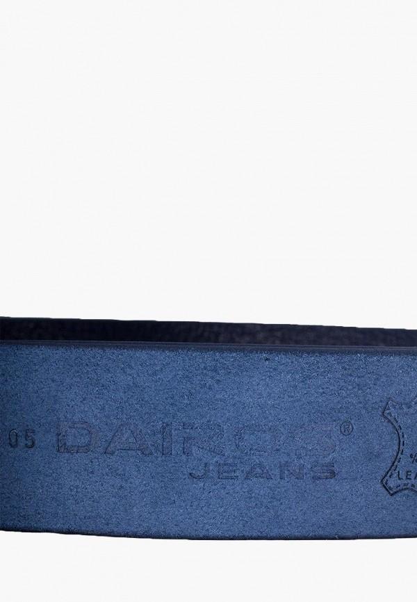Ремень Dairos цвет синий  Фото 3