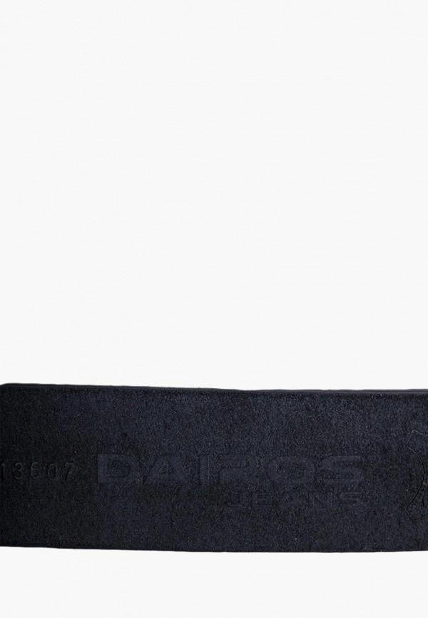Ремень Dairos цвет черный  Фото 3