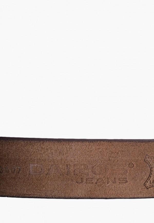 Ремень Dairos цвет коричневый  Фото 3