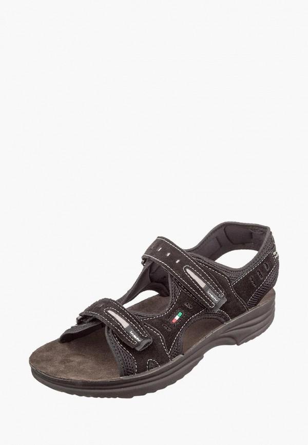 мужские сандалии inblu, черные