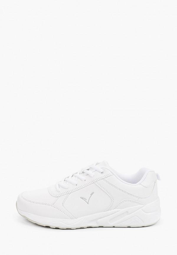 мужские низкие кроссовки timejump, белые