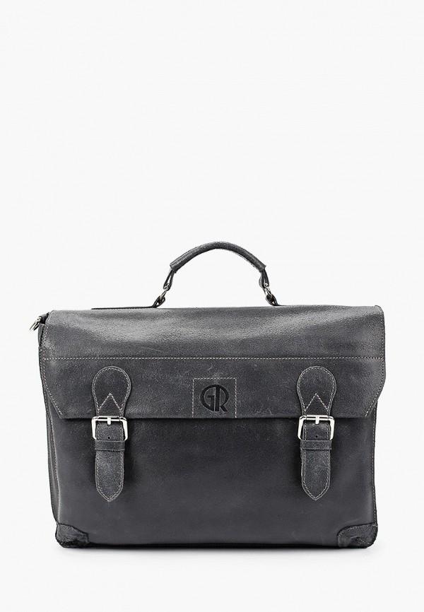 мужской портфель giuliani romano, черный