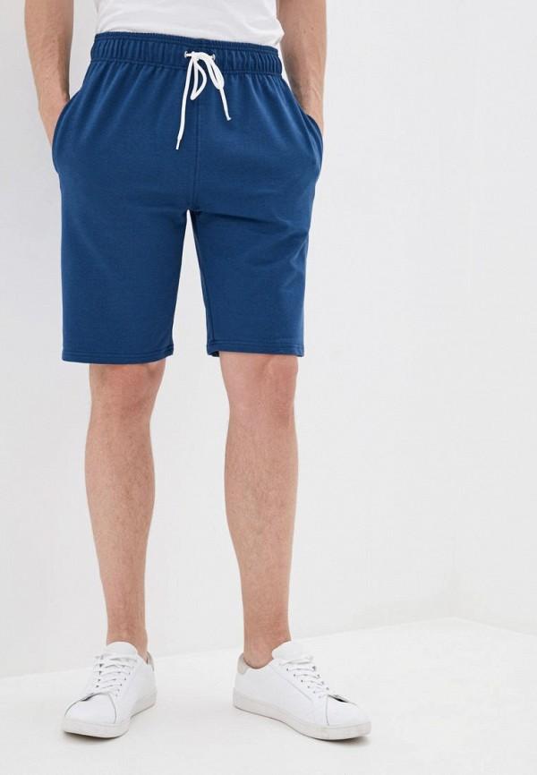 мужские повседневные шорты hibrand, синие