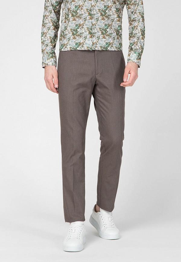 мужские брюки navi, коричневые