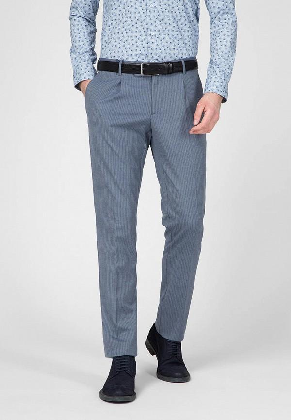 мужские брюки navi, серые