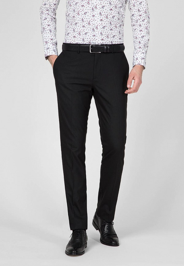 мужские брюки navi, черные