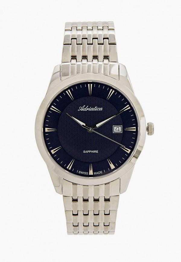 мужские часы adriatica, разноцветные